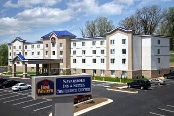 Best Western Plus- Waynesoboro Inn & Suites - Hotels/Accommodations - 109 Apple Tree Ln, Waynesboro, VA, United States