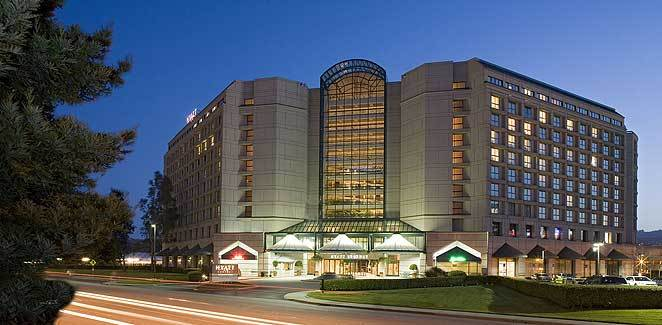 Hyatt Regency San Francisco Airport - Hotels/Accommodations, Reception Sites - 1333 Old Bayshore Highway, Burlingame, CA, United States