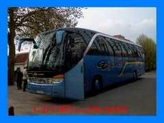 De route - La rotta - de busreis - il viaggio in autobus - Luxembourg, Luxembourg