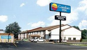 Comfort Inn - Hotels/Accommodations - 1605 South Dayton Avenue, Ames, IA, United States