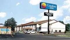 Comfort Inn - Hotel - 1605 South Dayton Avenue, Ames, IA, United States