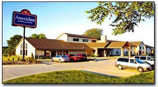 Americinn - Hotels/Accommodations - 2507 SE 16th St, Ames, IA, 50010