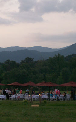 Hidden River - Ceremony Sites, Ceremony & Reception - Hidden River Dr, Swannanoa, NC, 28778