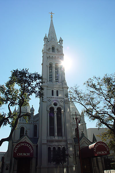 Annunciation Catholic Church - Ceremony Sites - 1618 Texas St, Houston, TX, 77003