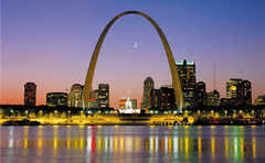 Gateway Arch - Attraction - 11 N 4th St, St Louis, MO, United States