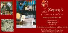 Remy's Kitchen and Wine Bar - Restaurant - 222 S Bemiston Ave, MO , 63105