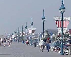 Belmar Beach - Attractions/Entertainment - Ocean Ave, Belmar, NJ, 07719