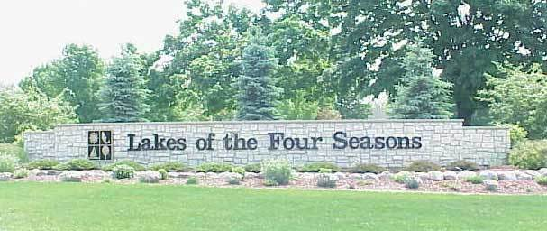Lakes Of The Four Seasons - Reception Sites, Ceremony Sites - 1048 N Lakeshore Dr, Crown Point, IN, 46307