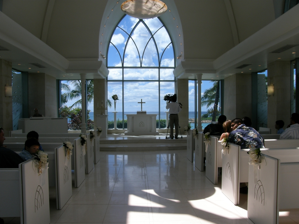 Ko Olina Chapel - Ceremony Sites - 