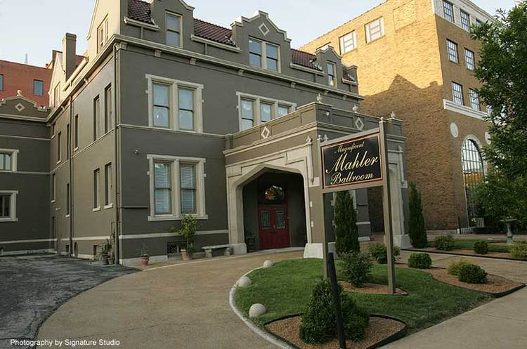 The Mahler Ballroom - Reception Sites - 4915 Washington Blvd, St Louis, MO, 63108, US