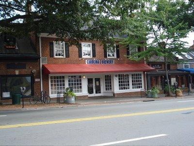 Franklin Street Chapel Hill NC