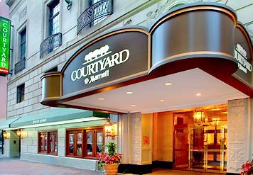 Courtyard Boston Tremont - Hotels/Accommodations, Reception Sites, Ceremony Sites - 275 Tremont St, Boston, MA, 02116