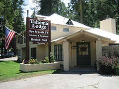 Tahoma Lodge - Hotel - 7018 Highway 89, Tahoma, CA, United States