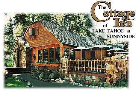 Cottage Inn At Lake Tahoe - Hotels/Accommodations - 1690 West Lake Boulevard, Sunnyside-Tahoe City, CA, United States