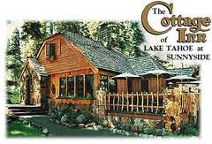 Cottage Inn At Lake Tahoe - Hotel - 1690 West Lake Boulevard, Sunnyside-Tahoe City, CA, United States