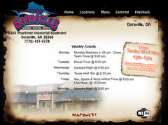 Barnacle's -Seafood Oysters Sports - Entertainment - 6365 Peachtree Industrial Blvd, Doraville, GA