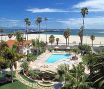 Harbor View Inn - Hotel - 28 W Cabrillo Blvd, Santa Barbara, CA, USA