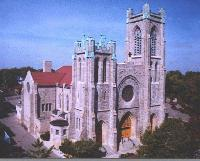 St. Mary's Cathedral - Ceremony -