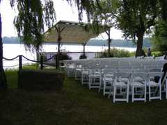 Lakeview Banquet & Event Center - Ceremony - 5942 Round Lake Road, Laingsburg, Michigan, 48848, USA