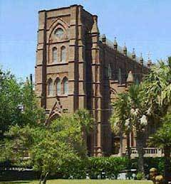 Cathedral-st John The Baptist - Ceremony Sites - 120 Broad St, Charleston, SC, United States