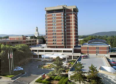 Crowne Plaza Hotel Pittsfield-berkshires - Reception Sites, Hotels/Accommodations - Route 7 & West St On Park Sq, Pittsfield, MA, United States