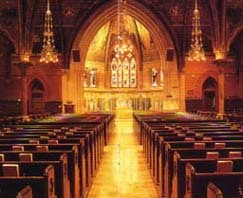 Sage Chapel - Ceremony Sites - Ithaca, NY, 14850, US