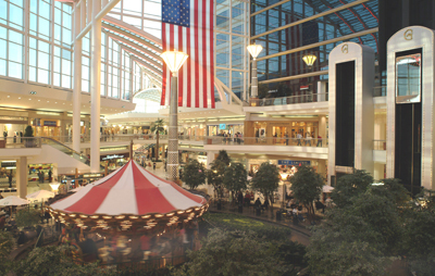 Riverchase Galleria - Shopping, Attractions/Entertainment - 3000 Riverchase Galleria # 500, Birmingham, AL, United States