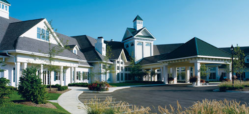Bridgewater Club - Reception Sites, Ceremony Sites - 3535 E 161st St, Carmel, IN, 46033
