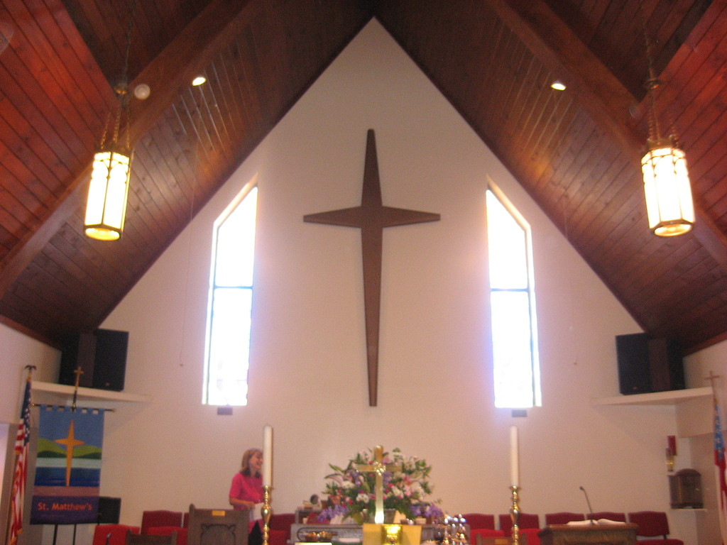 St Matthew's Episcopal Church - Ceremony Sites - 101 Saint Matthews Ln, Spartanburg, SC, United States