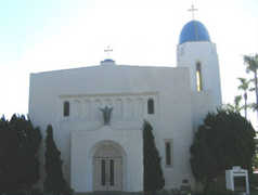 Sacred Heart Church - Ceremony - 655 C Ave, Coronado, CA, 92118
