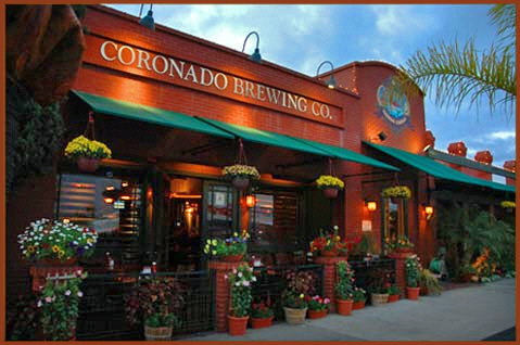Coronado Brewing Company - Restaurants, Bars/Nightife - 170 Orange Avenue, Coronado, CA, United States