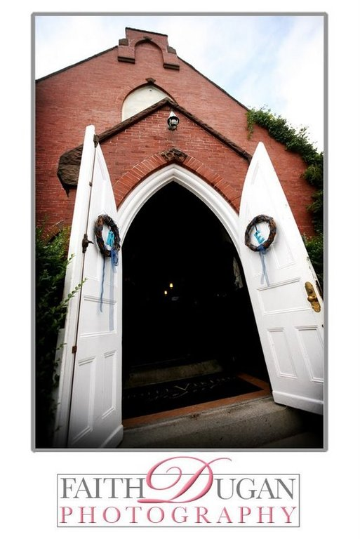 Kay Chapel - Ceremony Sites - 94 Church St, Newport, RI, 02840