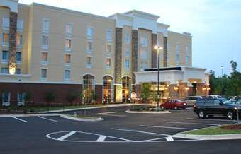 Hampton Inn - Hotels/Accommodations - 4520 Galleria Blvd, Hoover, AL, United States