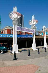 Underground Atlanta - Attractions/Entertainment, Shopping - 50 Upper Alabama St SW # 7, Atlanta, GA, United States
