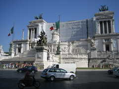 Piazza Venezia - Attraction - Piazza Venezia, Roma, RM, Italy