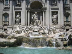 Fontana di Trevi - Attraction - via delle Muratte, 9, roma, Roma, Italy