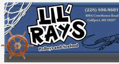 Lil' Ray's Po-Boys - Restaurant - 500 Courthouse Rd # A, Gulfport, MS, United States