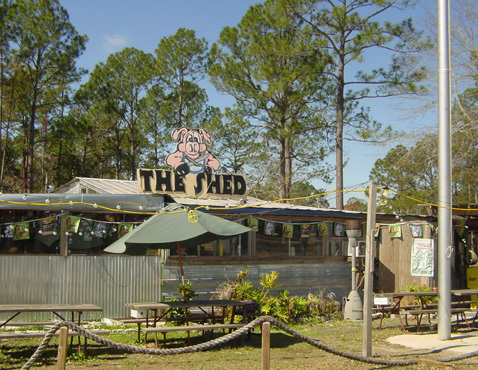 Shed Barbecue & Blues Joint - Restaurants - 15094 Mills Rd, Gulfport, MS, United States