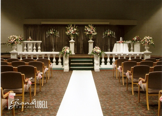 Toledo, OH, USA -- Ceremony Venues