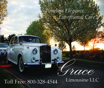 Grace Limousine - Limos/Shuttles, Coordinators/Planners - P.O. Box 3510, Manchester, NH, 03105-3510, United States
