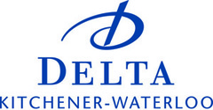 Delta Kitchener Waterloo - Hotels/Accommodations, Reception Sites - 105 King Street East, Kitchener, Ontario, N2G 2K8, Canada