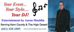 Aaron's DJ Services - DJs - 20424 Brian Way Suite 5, Tehachapi, CA, 93561, USA
