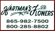Hartman's Flowers - Florists - 1906 West Broadway Ave, Maryville, TN, 37801, United States