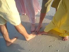 Barefoot Weddings - Officiants - PO Box 25421, South Gate, Sarasota, FL, 34277-2421, USA