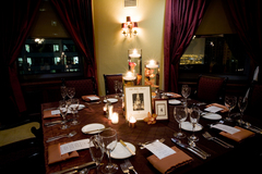 The Tower Club Chicago - Reception Sites, Ceremony &amp; Reception, Rehearsal Lunch/Dinner - CLOSED, 39th Floor, Chicago, IL, 60606