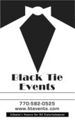 Black Tie Events - DJs, Bands/Live Entertainment - 5715 Lob Court, Norcross, GA, 30092, USA