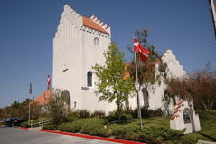 The Danish Lutheran Church and Cultural Center - Ceremony & Reception, Ceremony Sites - 16881 Bastanchury Road, Yorba Linda, CA, 92886