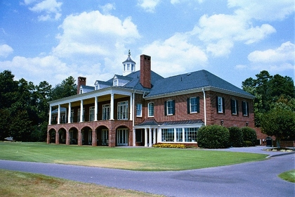 Yes-We can host gracefully your wedding on our back lawn! Visit our website to see the parties! The View Is Amazing! -  - Cross Creek Plantation Golf and Country Club