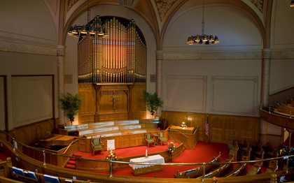 First Baptist Church of Portland