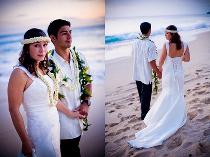 destination wedding, Hawaii wedding, romantic, beach wedding - Ceremonies - Wedding Creativo Photo & Event Loft